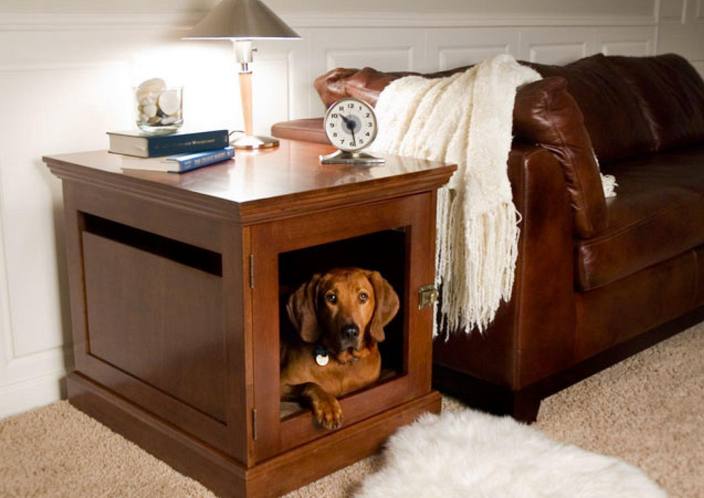 Best ideas about DIY Indoor Dog Kennel Plans . Save or Pin DIY Indoor Dog Kennel Now.