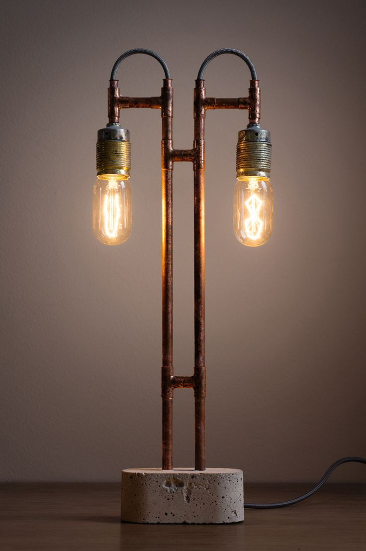 Best ideas about DIY Industrial Floor Lamp . Save or Pin Industrial Lamps dutchglow Now.