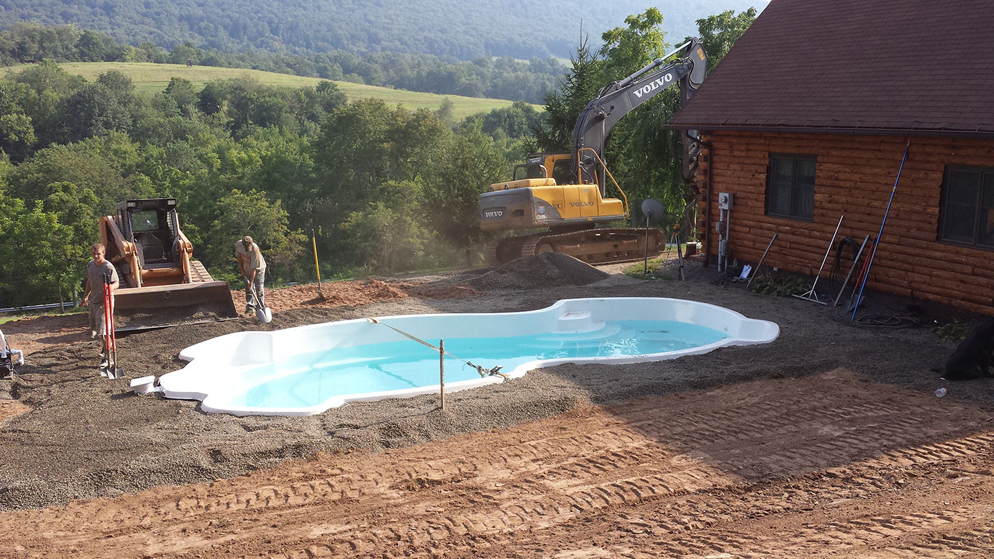 Best ideas about DIY Inground Pool Kit . Save or Pin Do It Yourself DIY Pools Now.