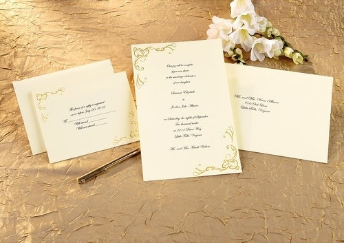 Best ideas about DIY Invitations Kits . Save or Pin Wedding Invite Kits Do Yourself Cobypic Now.