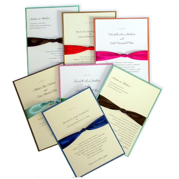 Best ideas about DIY Invitations Kits . Save or Pin 20 Unique Wedding Invitation Kits Now.