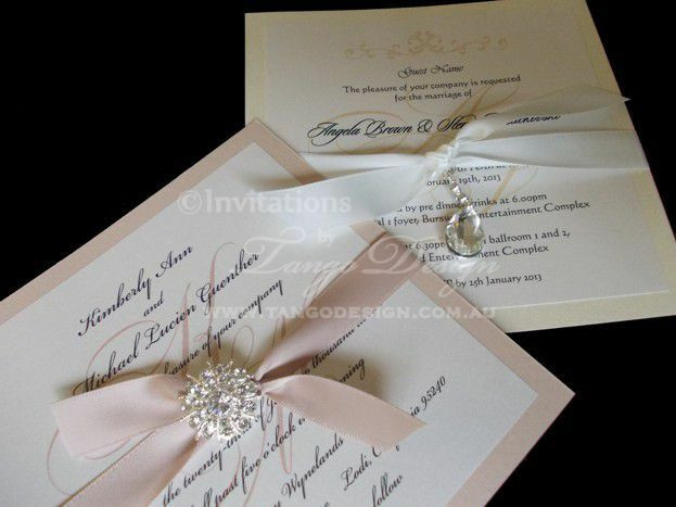 Best ideas about DIY Invitations Kits . Save or Pin DIY Wedding Invitation kit for 10 invitations Do it Now.