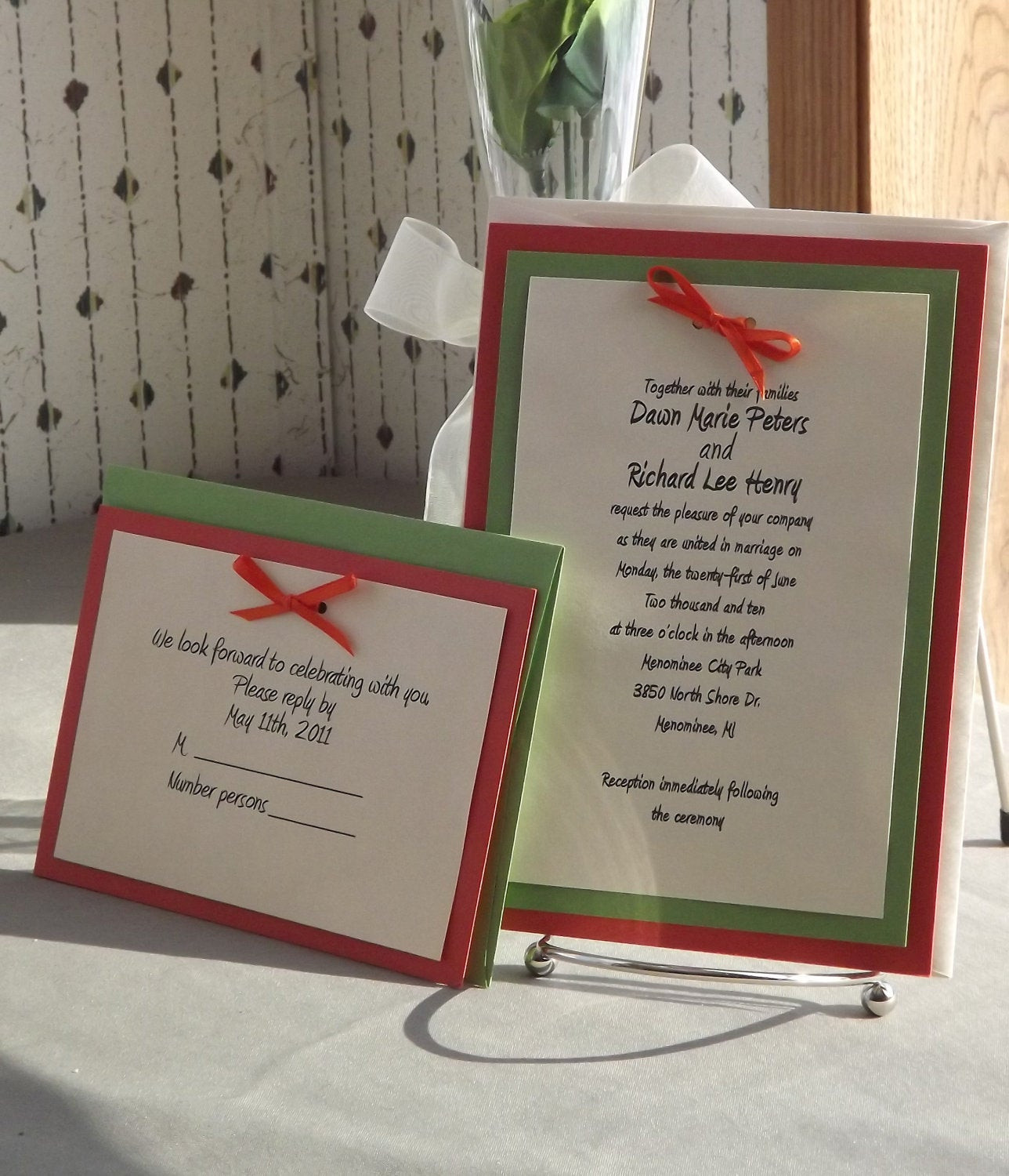 Best ideas about DIY Invitations Kits . Save or Pin SALE DIY Wedding Invitation Kits with Invitations RSVP and Now.