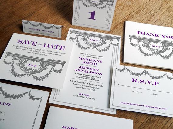 Best ideas about DIY Invitations Kits . Save or Pin Printable Wedding Invitation Kit Wedding Printables DIY Now.