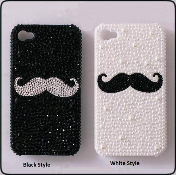 Best ideas about DIY Iphone Case Kit . Save or Pin New Mustache Style DIY Phone Case Deco Den Kit & Free by Now.