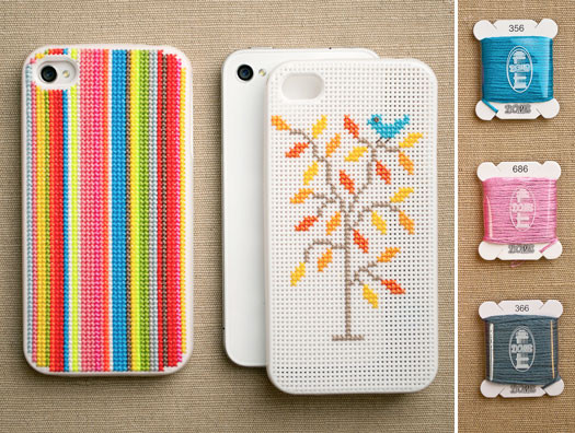 Best ideas about DIY Iphone Case Kit . Save or Pin DIY iPhone cross stitch case kit — Charming Ink Now.