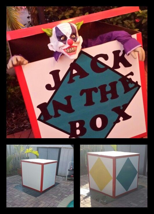 Best ideas about DIY Jack In The Box . Save or Pin DIY Jack in the Box Carnival of Horrors Now.
