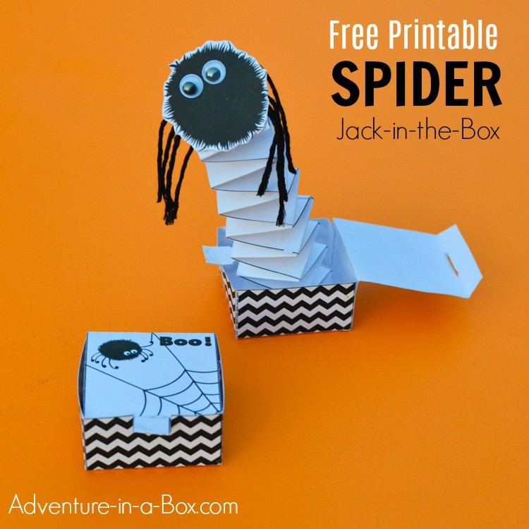 Best ideas about DIY Jack In The Box . Save or Pin Adventure in a Box Crafting Fun for the Family Now.