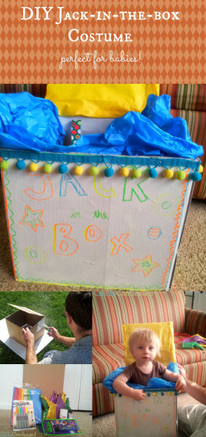 Best ideas about DIY Jack In The Box . Save or Pin DIY Jack in the Box Costume Now.