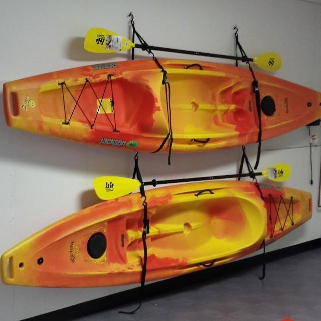 Best ideas about DIY Kayak Rack Garage . Save or Pin Best 25 Kayak storage ideas on Pinterest Now.