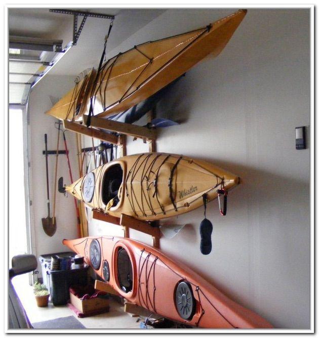 Best ideas about DIY Kayak Rack Garage . Save or Pin Diy Kayak Garage Storage can be used as the home Now.