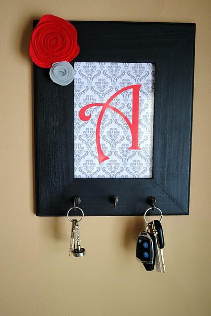 Best ideas about DIY Key Organizer . Save or Pin 25 unique Diy key holder ideas on Pinterest Now.