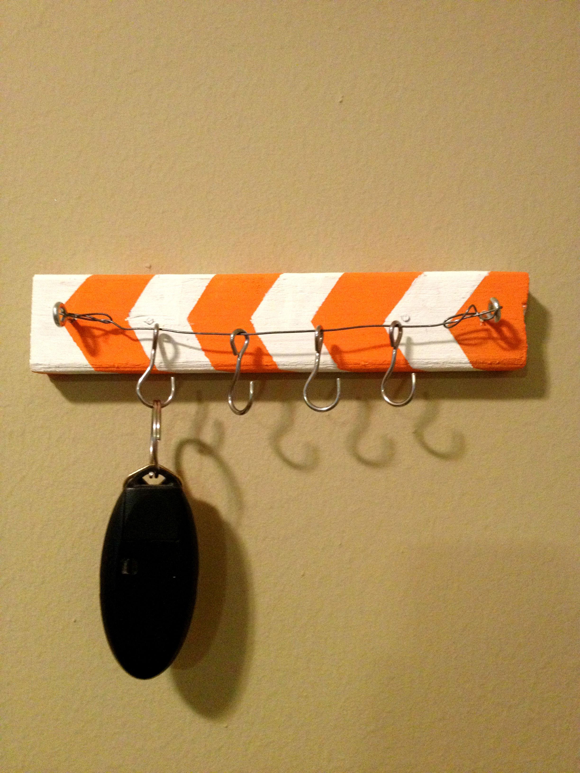 Best ideas about DIY Key Organizer . Save or Pin DIY Key Holder Now.