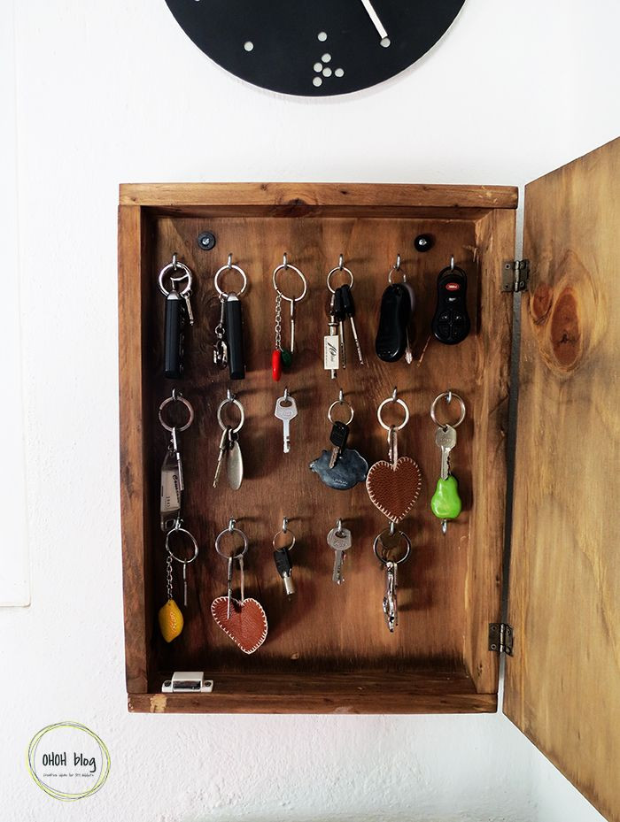 Best ideas about DIY Key Organizer . Save or Pin 25 best ideas about Diy key holder on Pinterest Now.