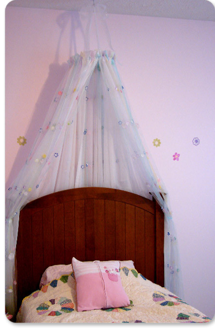 Best ideas about DIY Kids Bed Canopy . Save or Pin easy dream bed diy country living canopy bed Now.