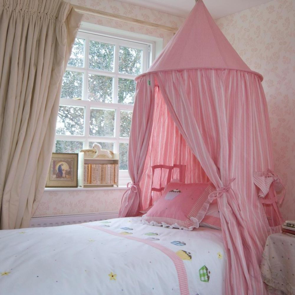 Best ideas about DIY Kids Bed Canopy . Save or Pin Diy Canopy For Little Girl Bed & Canopy DIY Bed Canopy f Now.