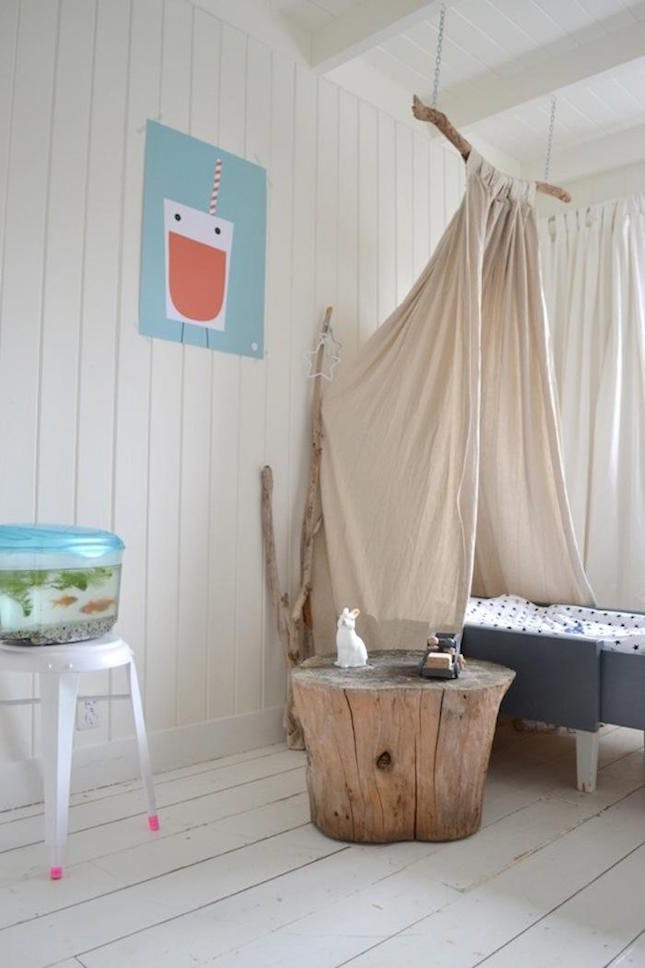 Best ideas about DIY Kids Bed Canopy . Save or Pin 51 Ways to DIY the Bedroom of Your Kids' Dreams Now.