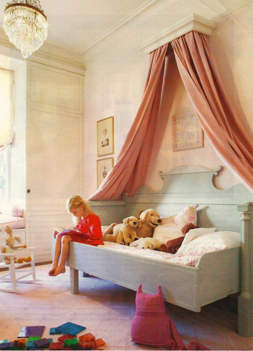 Best ideas about DIY Kids Bed Canopy . Save or Pin Canopies in Nurseries and Kids Rooms Now.