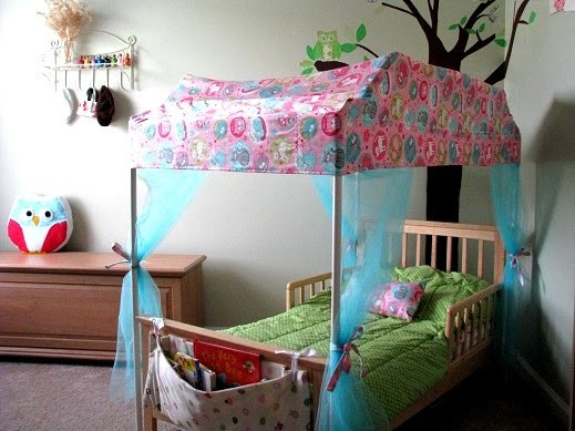 Best ideas about DIY Kids Bed Canopy . Save or Pin Someday Crafts PVC Pipe Canopy Bed Now.