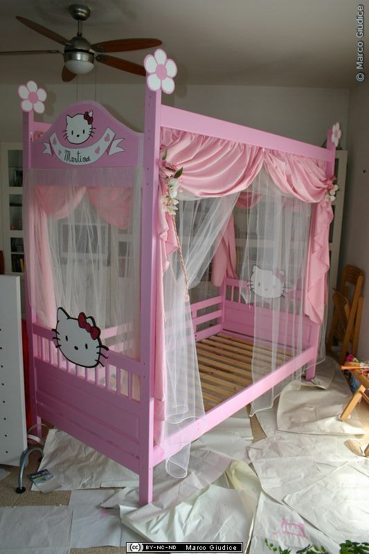 Best ideas about DIY Kids Bed Canopy . Save or Pin 17 Best ideas about Bunk Bed Canopies on Pinterest Now.