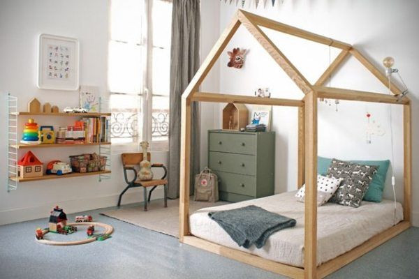 Best ideas about DIY Kids Bed Frame . Save or Pin full size bed tent for boys diy 12 Fascinating Full Size Now.