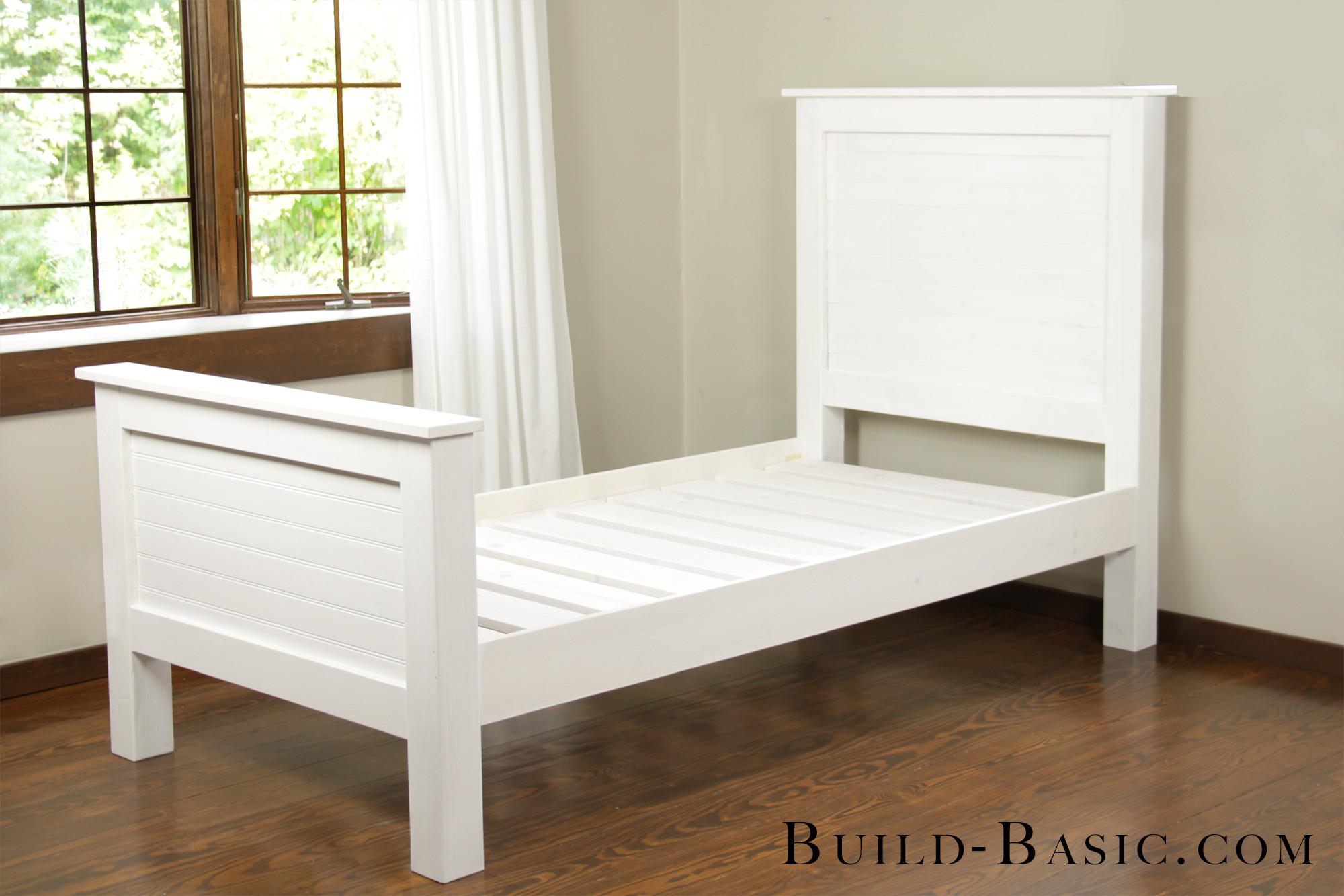 Best ideas about DIY Kids Bed Frame . Save or Pin Build a DIY Twin Bed ‹ Build Basic Now.