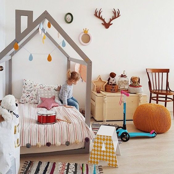 Best ideas about DIY Kids Bed Frame . Save or Pin 26 Really Unique Kids Beds For Eye Catchy Kids Rooms Now.