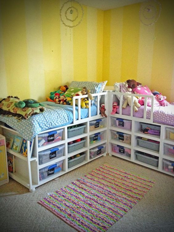 Best ideas about DIY Kids Bed With Storage . Save or Pin Best 25 Portable toddler bed ideas on Pinterest Now.