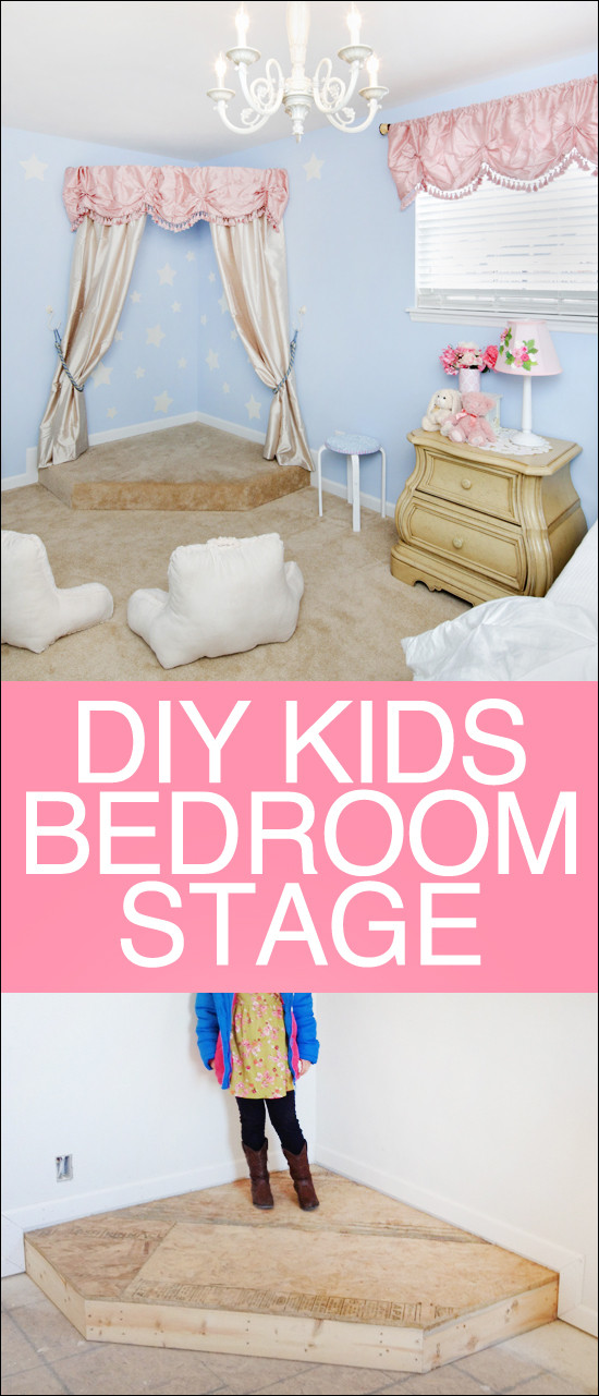 Best ideas about DIY Kids Bedroom Ideas . Save or Pin Creating a Kids Bedroom Stage How to Nest for Less™ Now.