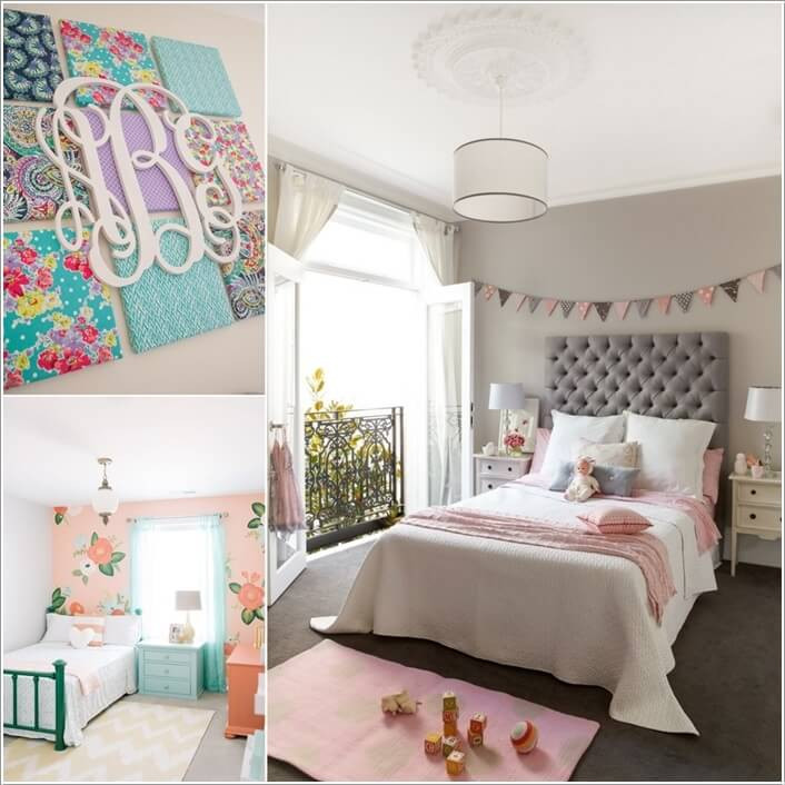 Best ideas about DIY Kids Bedroom Ideas . Save or Pin 13 DIY Wall Decor Projects for Your Kids Room Now.