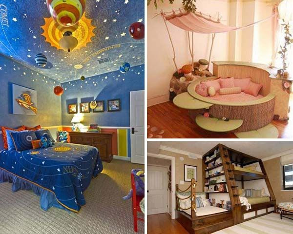 Best ideas about DIY Kids Bedrooms . Save or Pin 26 Amazing Kid's Rooms You'll Be Totally Jealous Now.