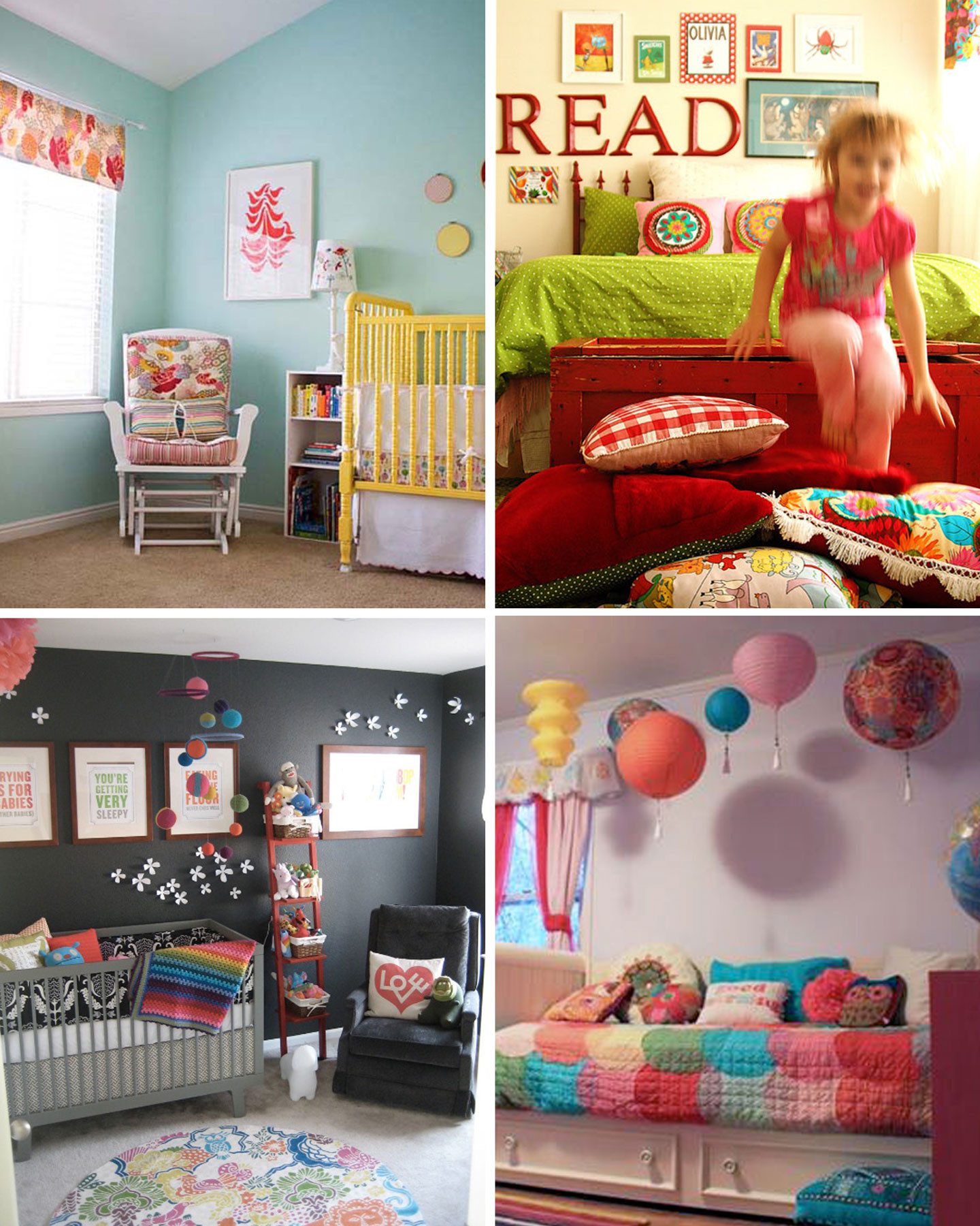 Best ideas about DIY Kids Bedrooms . Save or Pin DIY Friday Kids Room Inspiration Now.