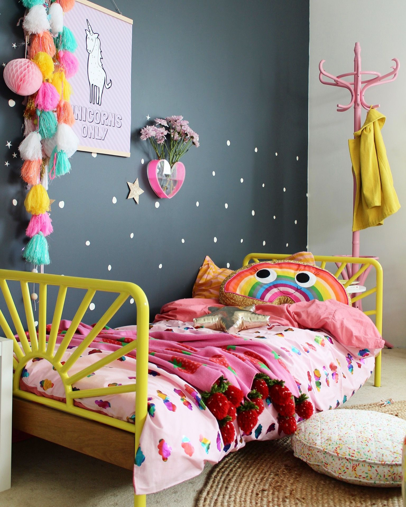 Best ideas about DIY Kids Bedrooms . Save or Pin 25 Amazing Girls Room Decor Ideas for Teenagers Now.