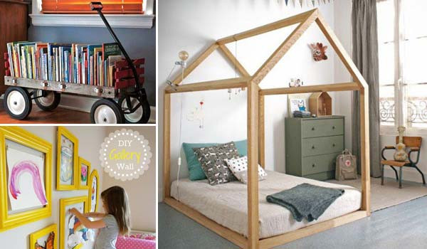 Best ideas about DIY Kids Bedrooms . Save or Pin diy children room Archives Amazing DIY Interior & Home Now.