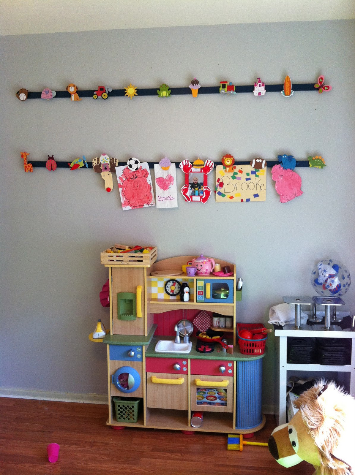 Best ideas about DIY Kids Bedrooms . Save or Pin 10 DIY Kids Art Displays To Make Them Proud Now.