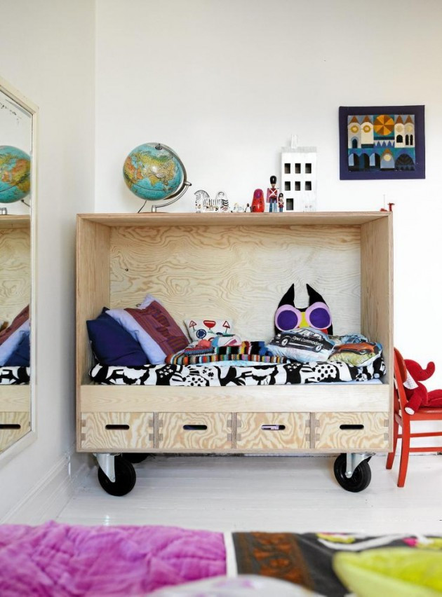 Best ideas about DIY Kids Bedrooms . Save or Pin 20 DIY Adorable Ideas for Kids Room Now.