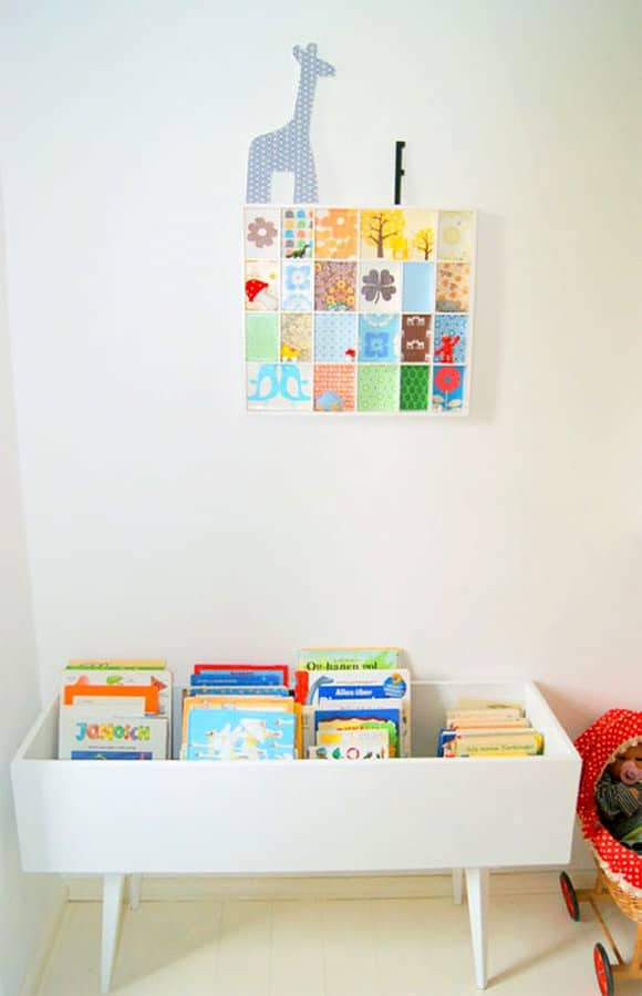 Best ideas about DIY Kids Bookcase . Save or Pin 8 Clever Ways To Display Your Child s Books Now.