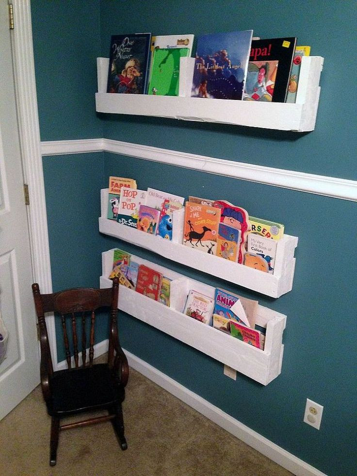 Best ideas about DIY Kids Bookcase . Save or Pin Best 25 Kid bookshelves ideas on Pinterest Now.