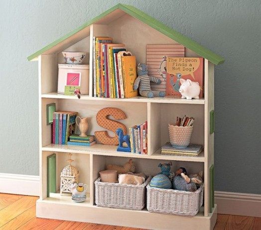 Best ideas about DIY Kids Bookcase . Save or Pin 25 Really Cool Kids' Bookcases And Shelves Ideas Style Now.