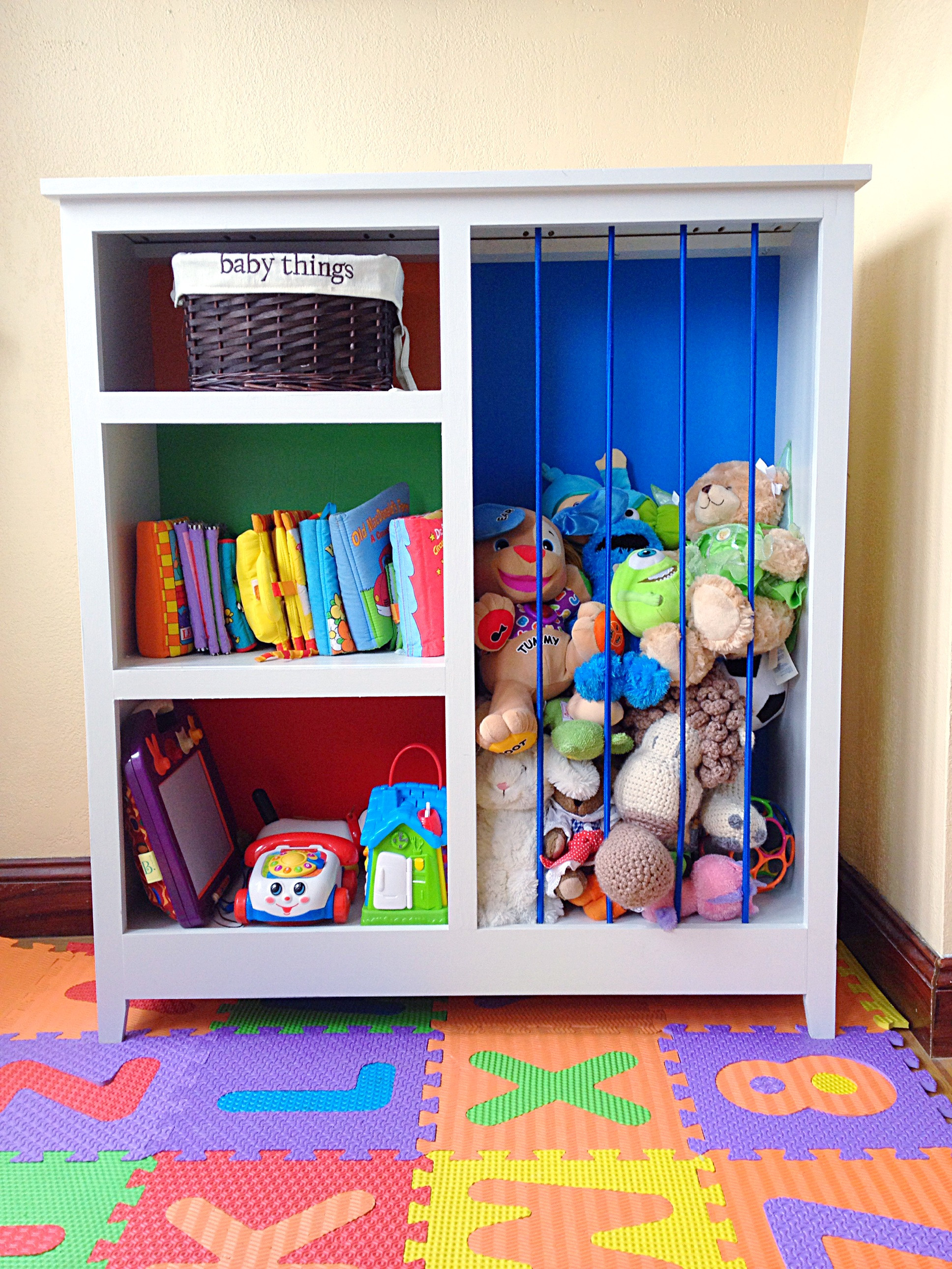 Best ideas about DIY Kids Bookcase . Save or Pin Repurposed Bookshelf Ideas The Idea Room Now.