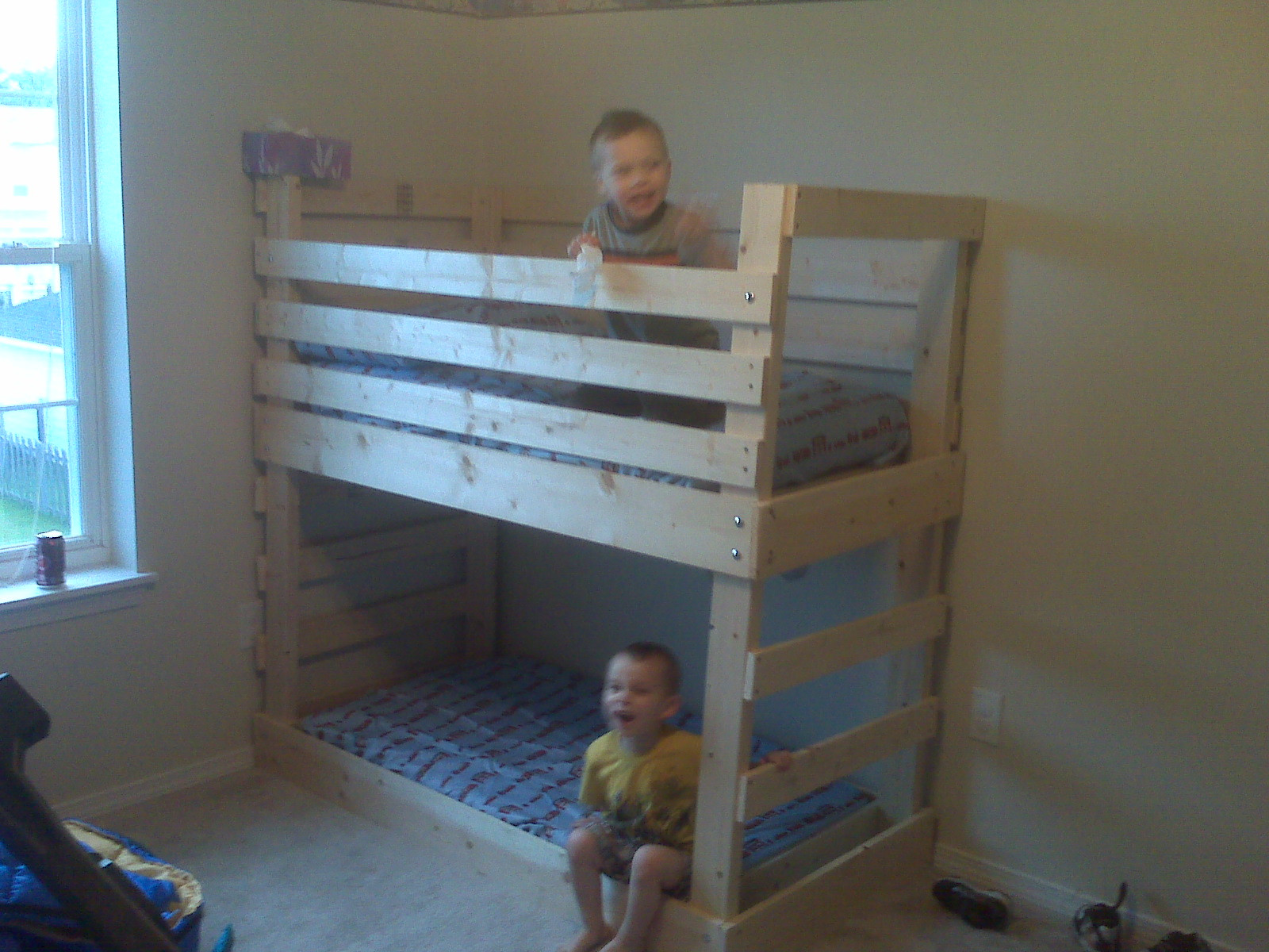 Best ideas about DIY Kids Bunk Bed . Save or Pin 25 DIY Bunk Beds with Plans Now.