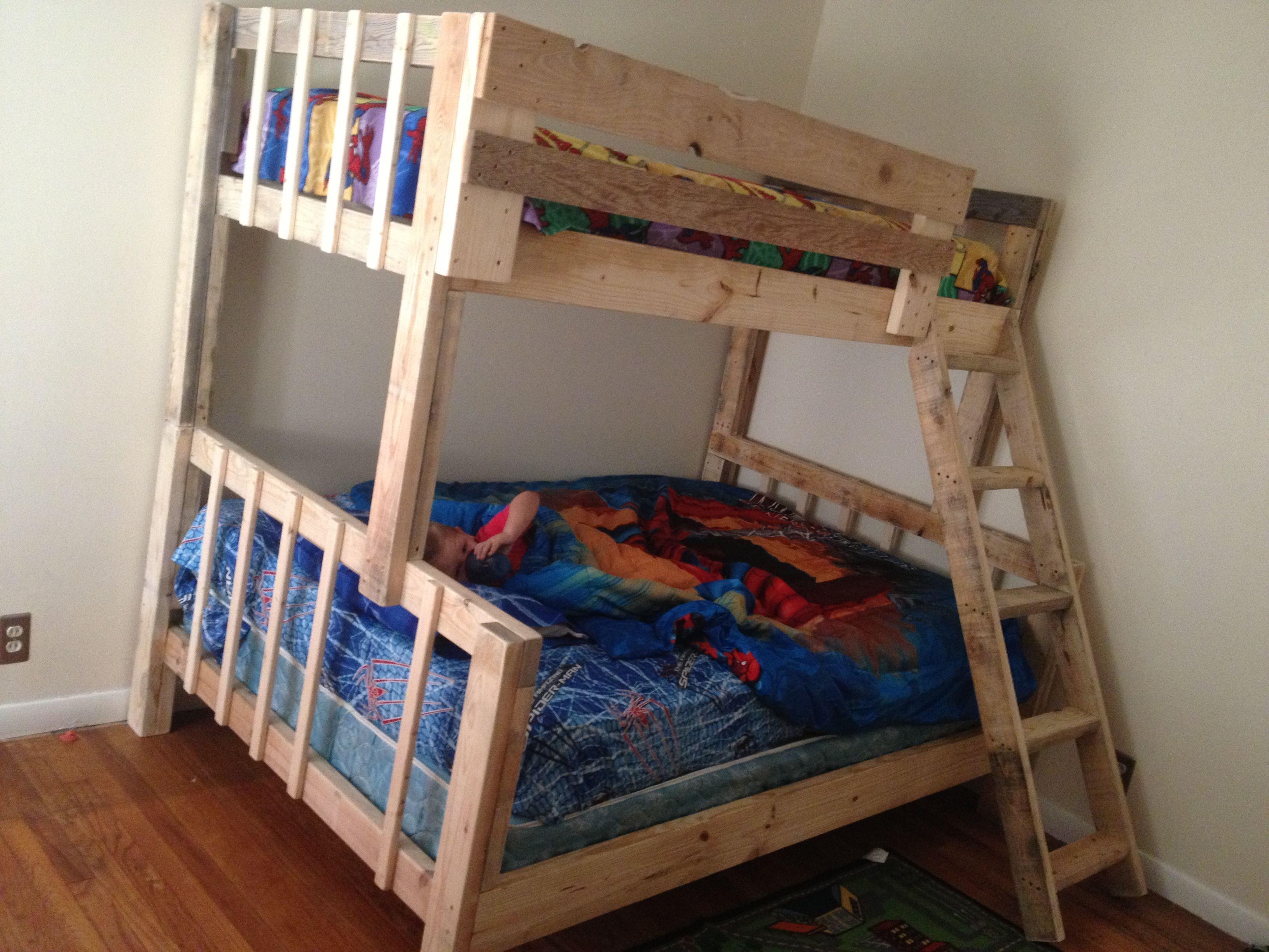 Best ideas about DIY Kids Bunk Beds . Save or Pin DIY bunk bed Diy Pinterest Now.