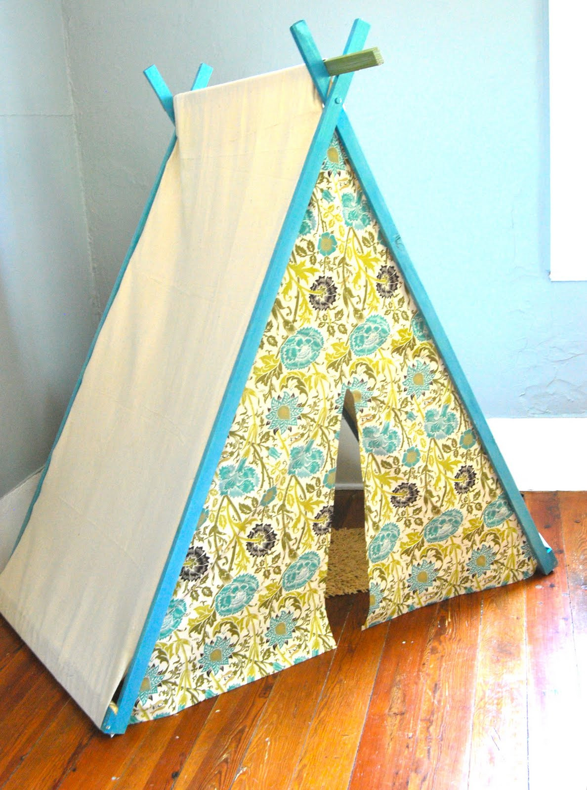Best ideas about DIY Kids Canopy . Save or Pin The Feminist Housewife DIY Play Tent Now.