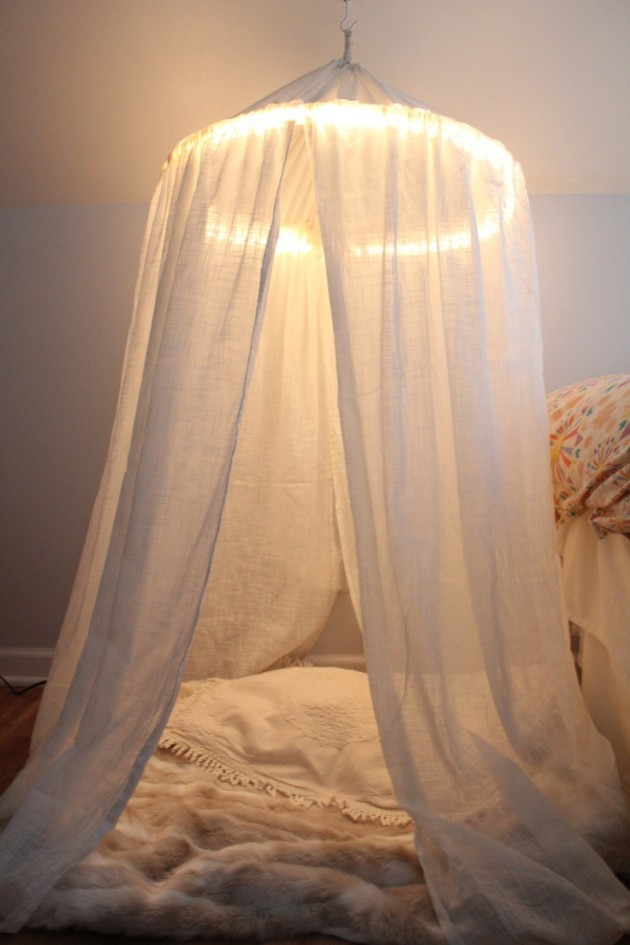 Best ideas about DIY Kids Canopy . Save or Pin 35 Playful and Fun DIY Tents for Kids Now.