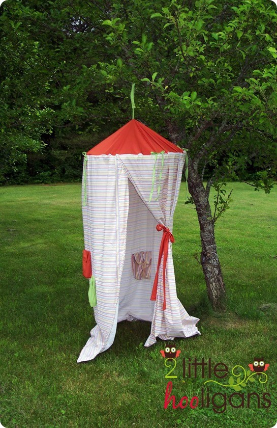 Best ideas about DIY Kids Canopy . Save or Pin Kids Play Canopy Even the Beginner Can Sew Now.