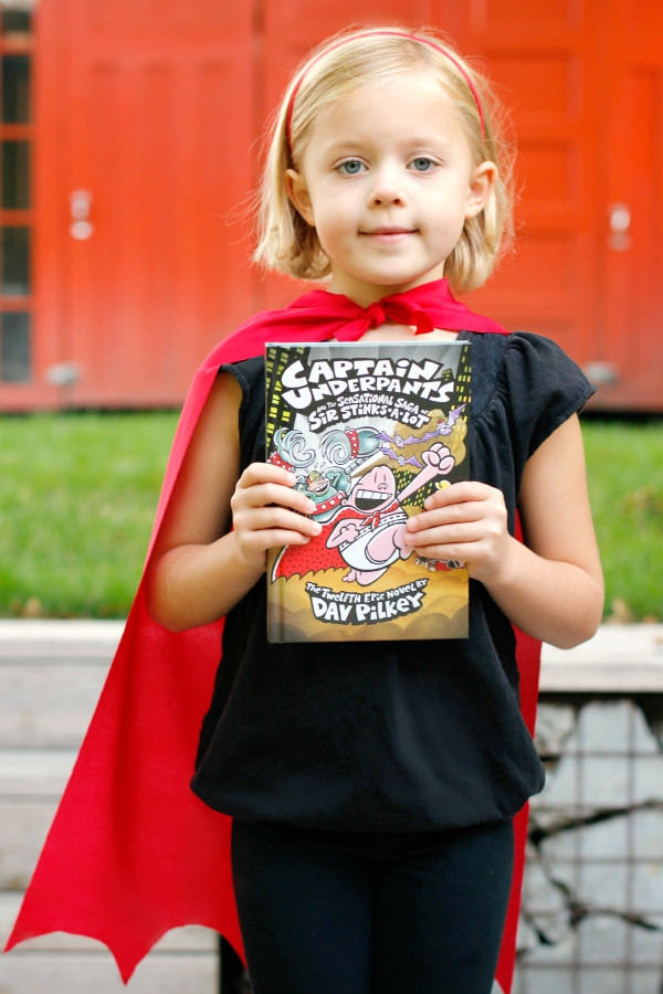 Best ideas about DIY Kids Cape . Save or Pin Make a No Sew Superhero Cape for Reading Powers Now.