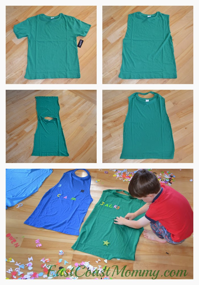 Best ideas about DIY Kids Cape . Save or Pin East Coast Mommy No Sew Superhero Cape and Cuffs Now.