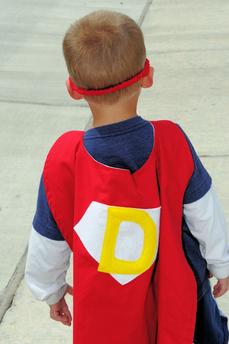 Best ideas about DIY Kids Cape . Save or Pin 15 best DIY kids superhero cape images on Pinterest Now.