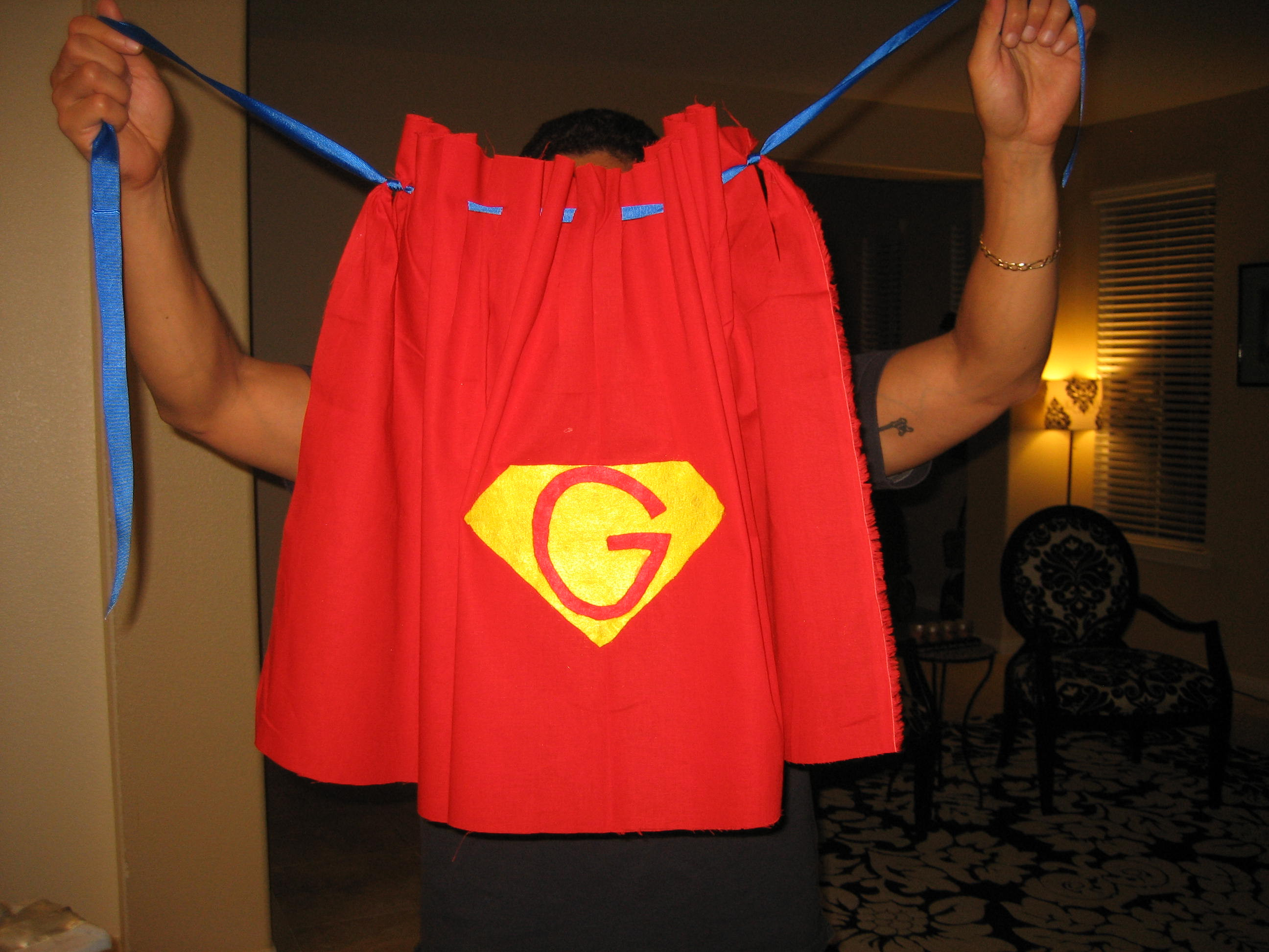 Best ideas about DIY Kids Cape . Save or Pin Homemade Superhero Costumes Delightful DIY Capes for Kids Now.