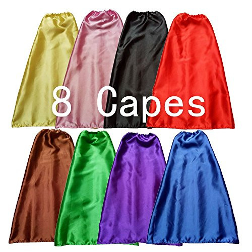 Best ideas about DIY Kids Cape . Save or Pin YIISUN Children Dress Up Capes for Kids Cape Costume Now.